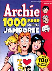 ARCHIE 1000 PG COMICS JAMBOREE TP