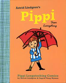 PIPPI LONGSTOCKING HC VOL 02 FIXES EVERYTHING