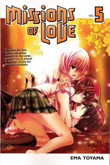 MISSIONS OF LOVE GN VOL 05