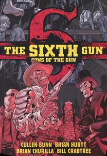 SIXTH GUN SONS O/T GUN TP