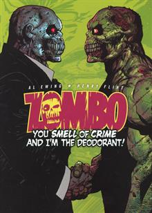 ZOMBO YOU SMELL OF CRIME GN (MR)