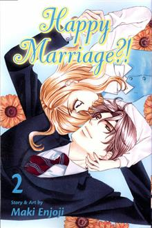 HAPPY MARRIAGE GN VOL 02 (MR)