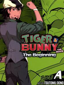 TIGER & BUNNY BEGINNING GN VOL 01 SIDE A