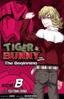 TIGER & BUNNY BEGINNING GN VOL 02 SIDE B