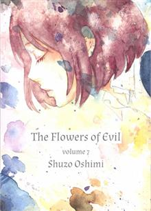 FLOWERS OF EVIL GN VOL 07 (MR)