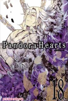 PANDORA HEARTS GN VOL 18