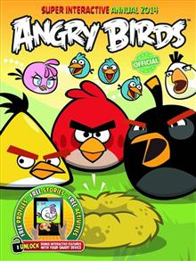 ANGRY BIRDS INTERACTIVE ANNUAL 2014 HC (C: 0-0-1)