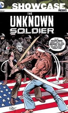 SHOWCASE PRESENTS THE UNKNOWN SOLDIER TP VOL 02