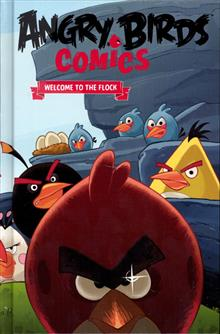 ANGRY BIRDS COMICS HC VOL 01 WELCOME TO THE FLOCK