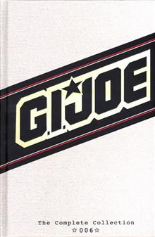 GI JOE COMPLETE COLL HC VOL 06