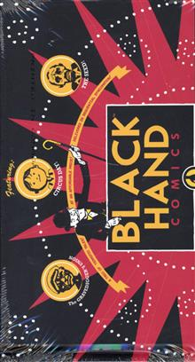 BLACKHAND COMICS HC (MR)
