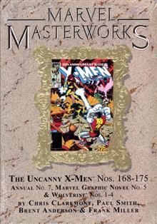 MMW UNCANNY X-MEN HC VOL 09 DM VAR ED 214