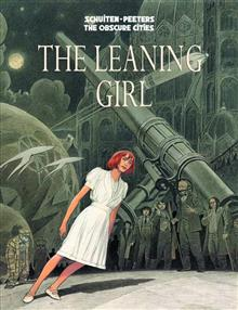 LEANING GIRL GN (MR)