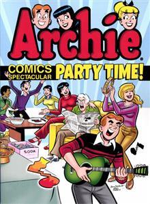 ARCHIE COMICS SPECTACULAR PARTY TIME TP