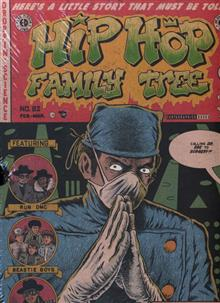 HIP HOP FAMILY TREE GN BOX SET 1975-1983