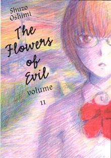 FLOWERS OF EVIL GN VOL 11 (MR)