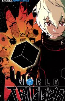 WORLD TRIGGER GN VOL 01