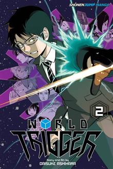 WORLD TRIGGER GN VOL 02