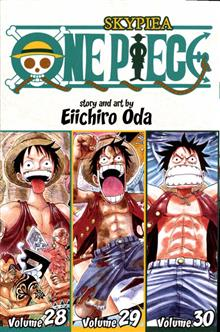 ONE PIECE 3IN1 TP VOL 10