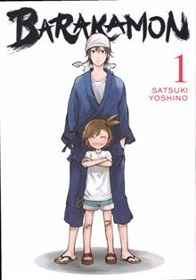 BARAKAMON GN VOL 01 (MR)