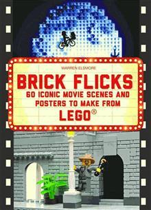 BRICK FLICKS 60 ICONIC MOVIE SCENES & POSTERS TO MAKE SC