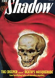 SHADOW DOUBLE NOVEL VOL 88 CREEPER & DEATHS MASQUE