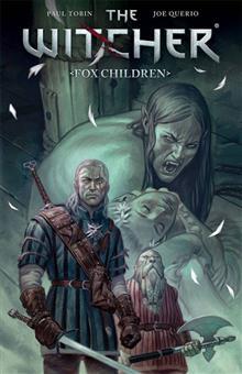 WITCHER TP VOL 02 FOX CHILDREN