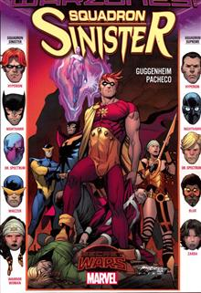 SQUADRON SINISTER TP