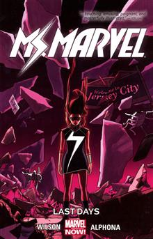 MS MARVEL TP VOL 04 LAST DAYS