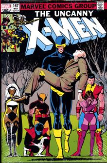 UNCANNY X-MEN OMNIBUS HC VOL 03 DM VAR SMITH CVR (Limit 1 per customer)