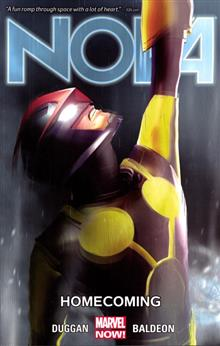 NOVA TP VOL 06 HOMECOMING