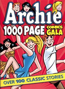 ARCHIE 1000 PAGE COMICS GALA TP