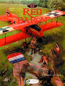 RED BARON GN VOL 03 DUNGEONS & DRAGONS