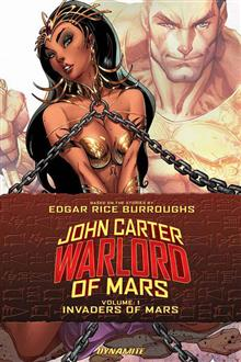 JOHN CARTER WARLORD TP VOL 01 INVADERS OF MARS (MR)