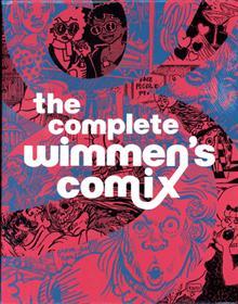 COMPLETE WIMMENS COMIX HC BOX SET
