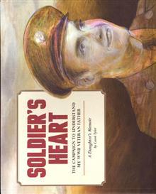 SOLDIERS HEART TP WWII VETERAN DAUGHTERS MEMOIR