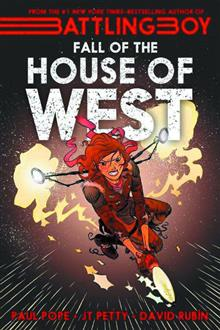 BATTLING BOY FALL OF HOUSE OF WEST GN