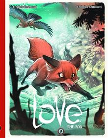 LOVE HC VOL 02 THE FOX