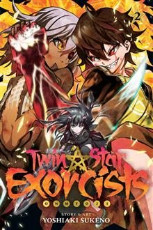 TWIN STAR EXORCISTS GN VOL 02