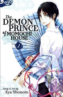 DEMON PRINCE OF MOMOCHI HOUSE GN VOL 02