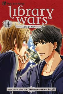 LIBRARY WARS LOVE & WAR GN VOL 14