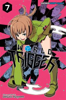 WORLD TRIGGER GN VOL 07