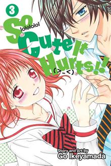 SO CUTE IT HURTS GN VOL 03