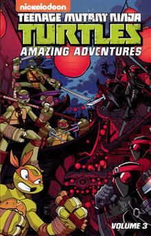 TMNT AMAZING ADVENTURES TP VOL 03