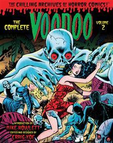COMPLETE VOODOO HC VOL 02