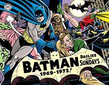 BATMAN SILVER AGE NEWSPAPER COMICS HC VOL 03 1969-1972
