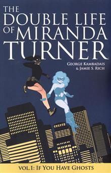 DOUBLE LIFE OF MIRANDA TURNER TP VOL 01