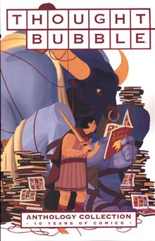 THOUGHT BUBBLE ANTHOLOGY COLL 10 YEARS OF COMICS TP