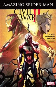 CIVIL WAR II AMAZING SPIDER-MAN TP