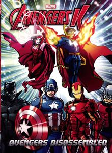 AVENGERS K TP BOOK 03 AVENGERS DISASSEMBLED